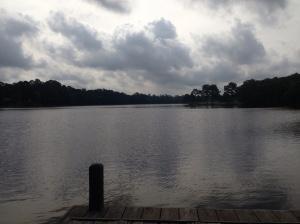 Take a break to enjoy the scenery.