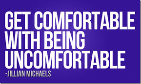 comfortable quote