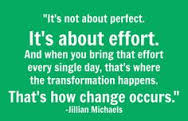 effort quote